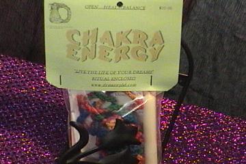 Deluxe Chakra Spell Kit
